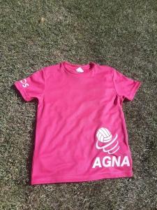 AGNA training t-shirt
